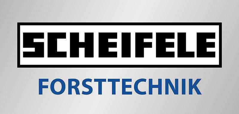 Holzspalter liegend - SCHEIFELE GmbH - Forsttechnik