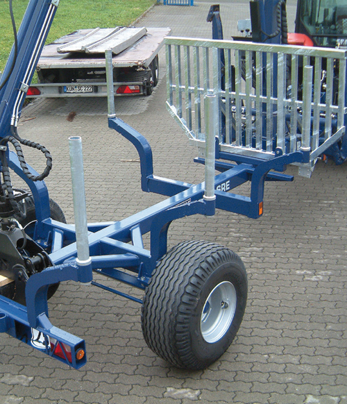 Rückewagen